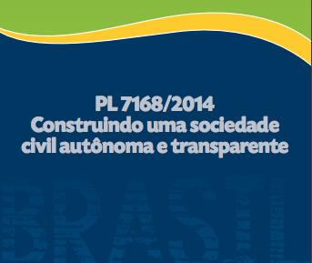 Cartilha sobre o Marco Regulatório das Organizações da Sociedade Civil