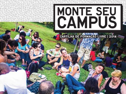 Cartilha Monte seu campus